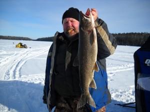 Trout Fishing Minnesota   Rainy Lake Houseboats