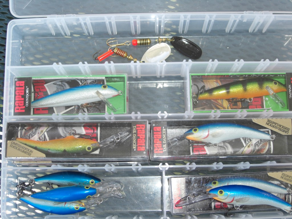 Artificial Lures Can Provide Many Memories If Fished Properly Schaefer June. reverse circuit