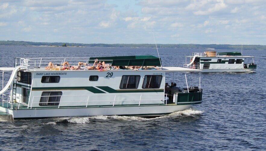 Sensational Houseboat Rentals Mn Rainy Lake Houseboats Download Free Architecture Designs Scobabritishbridgeorg