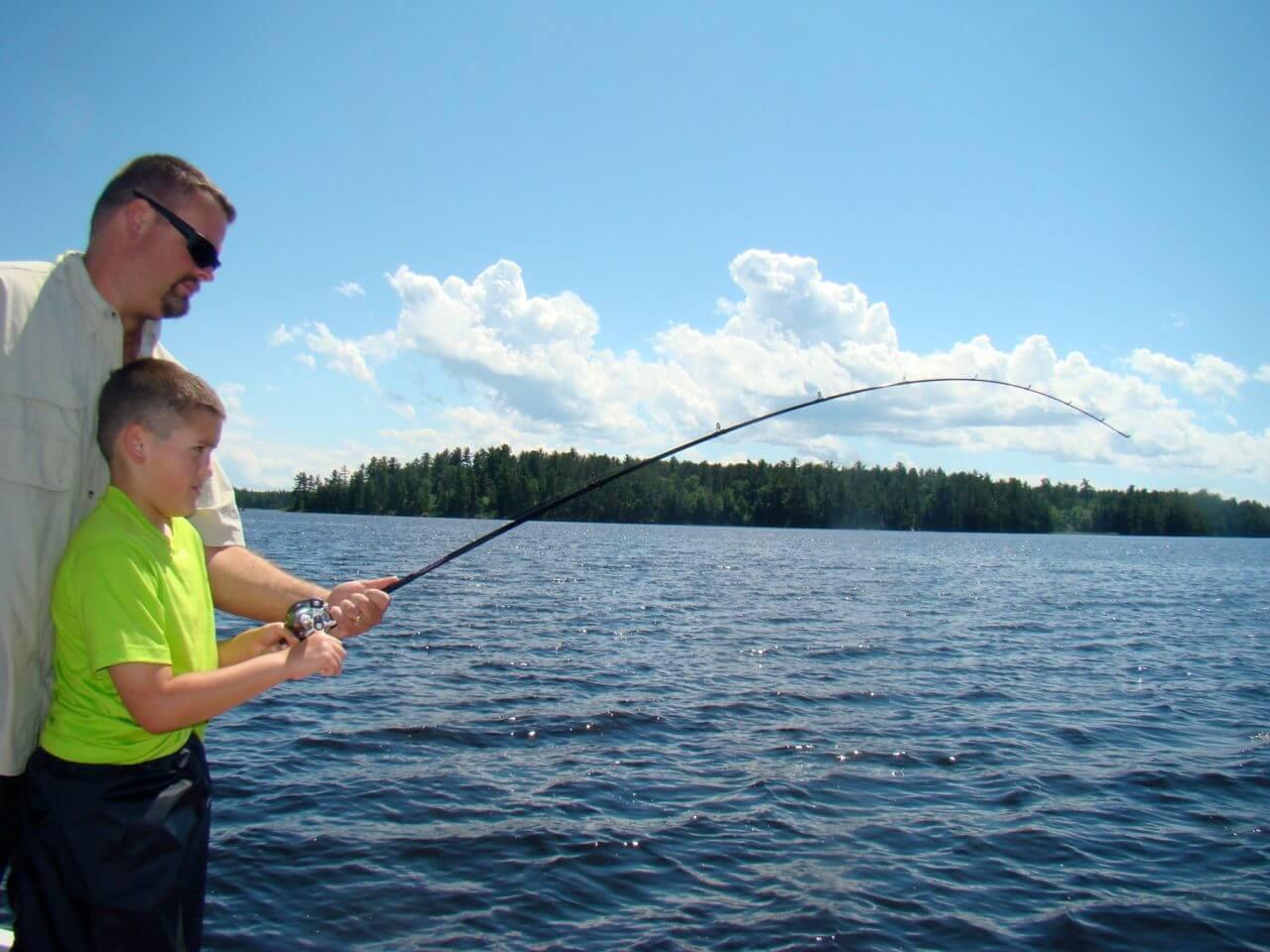 Fishing Rainy Lake | MN Fishing Trips | Rainy Lake Houseboats
