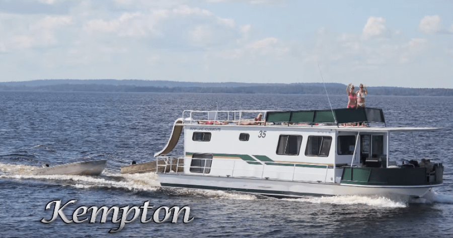 Houseboat Fishing Trip of a Lifetime