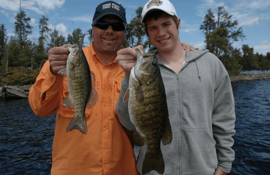 Houseboat-fishing