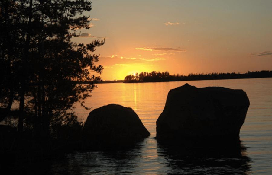 sunset_lake