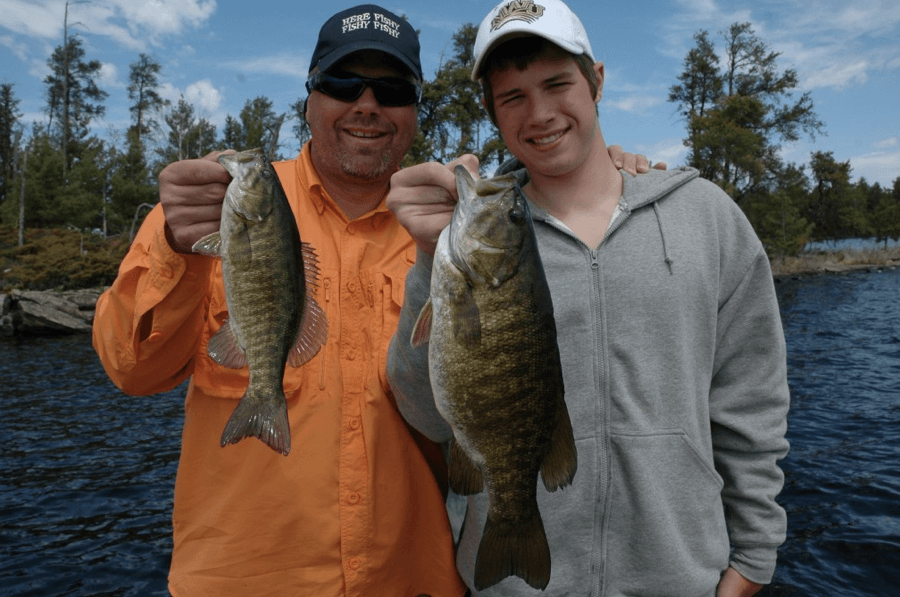 Rainy lake fishing tips to become a fish magnet for Magnet fishing tips